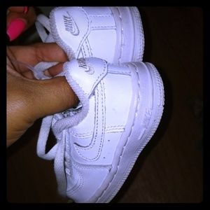 Nike Shoes - Toddler Air force 1's